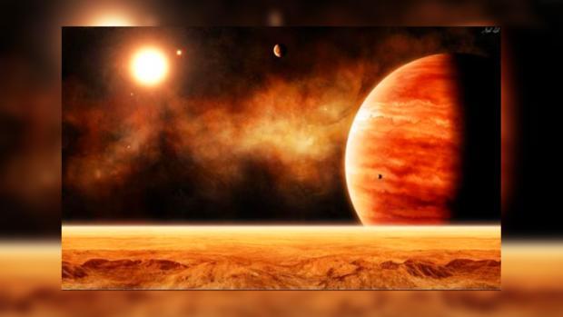 Полет на Марс состоится в 2030 году.