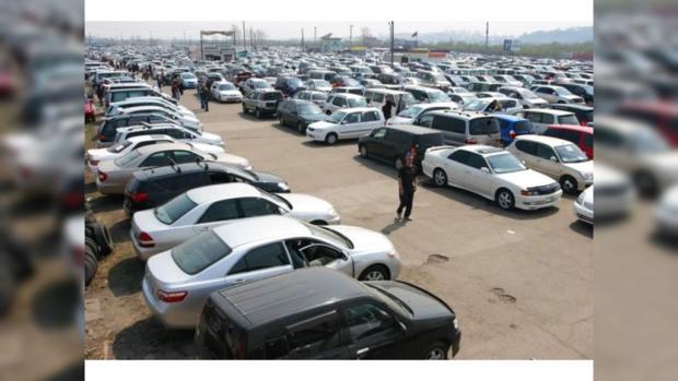 Украинцы охотно покупают подержанные машины