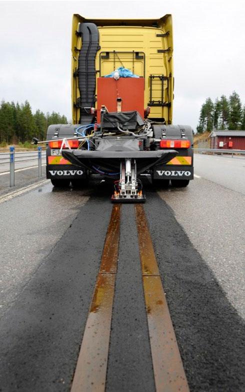 В Шведции разработан новый способ подзарядки электрокаров