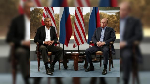 Обама и Путин не смогли договориться о Сирии