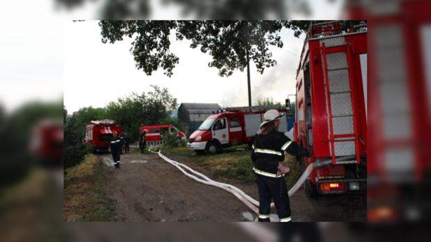 В Луганске огонь унес жизни 6 человек