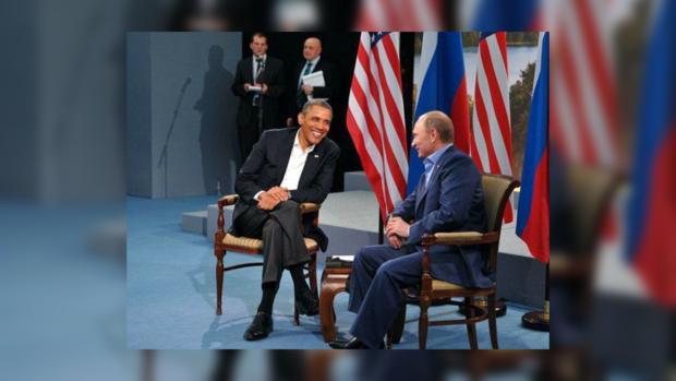 Обама с Путиным проговорили два часа, но так и не договорились