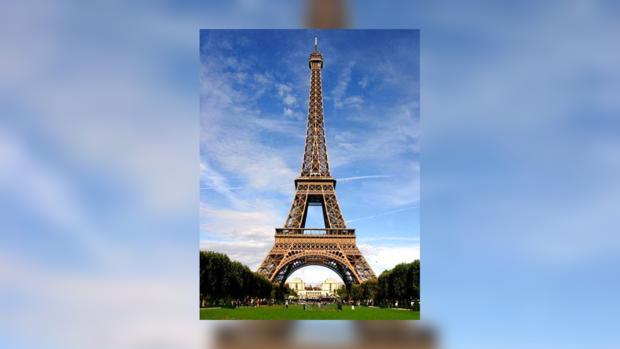 Эйфелева башня, увы, излюбленное место самоубийц
