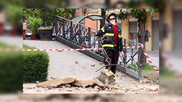 На Севере Италии зафиксированы мощные подземные толчки