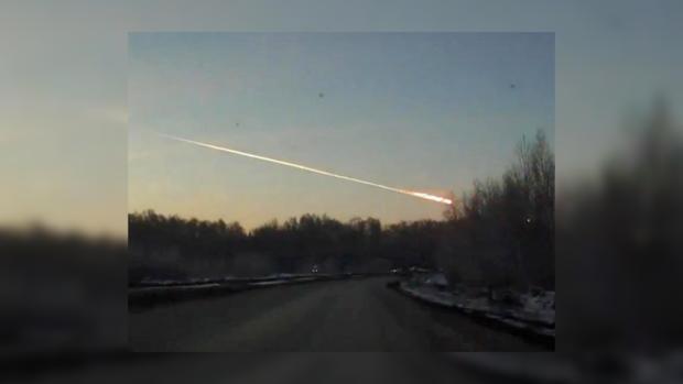 Гречко уверен, что над Челябинском взорвался не метеорит