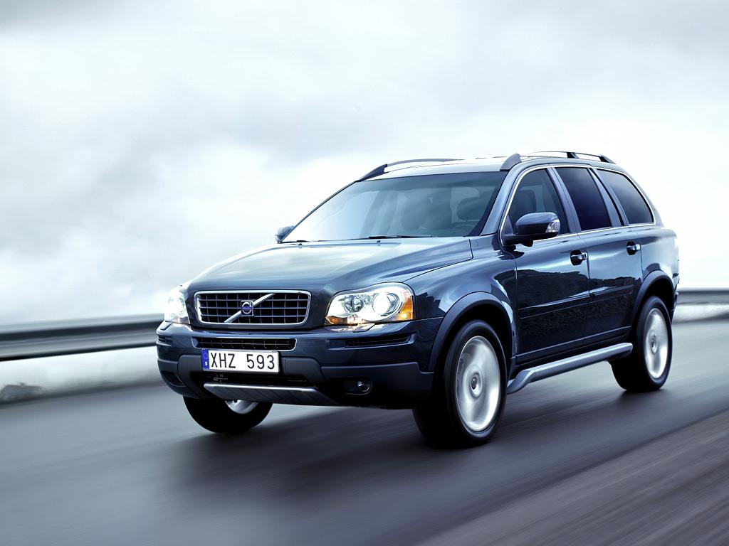 Volvo разрабатывают самопаркующийся автомобиль