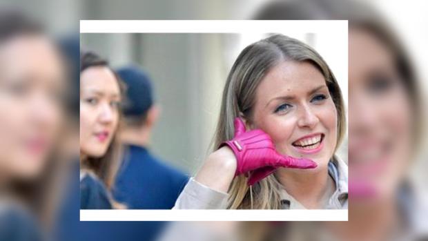 Перчатки станут Bluetooth гарнитурой для мобильных телефонов