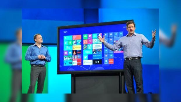 """Пользователи с нетерпение ждут новой ОС """"Windows 8.1."""