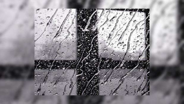 В Украину пришли дожди.