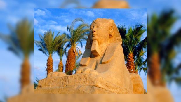 В Египте опасно.