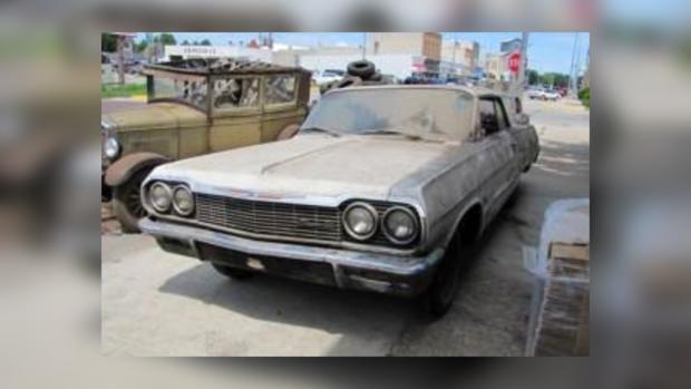 В Небраске найден огромный автопарк Chevrolet