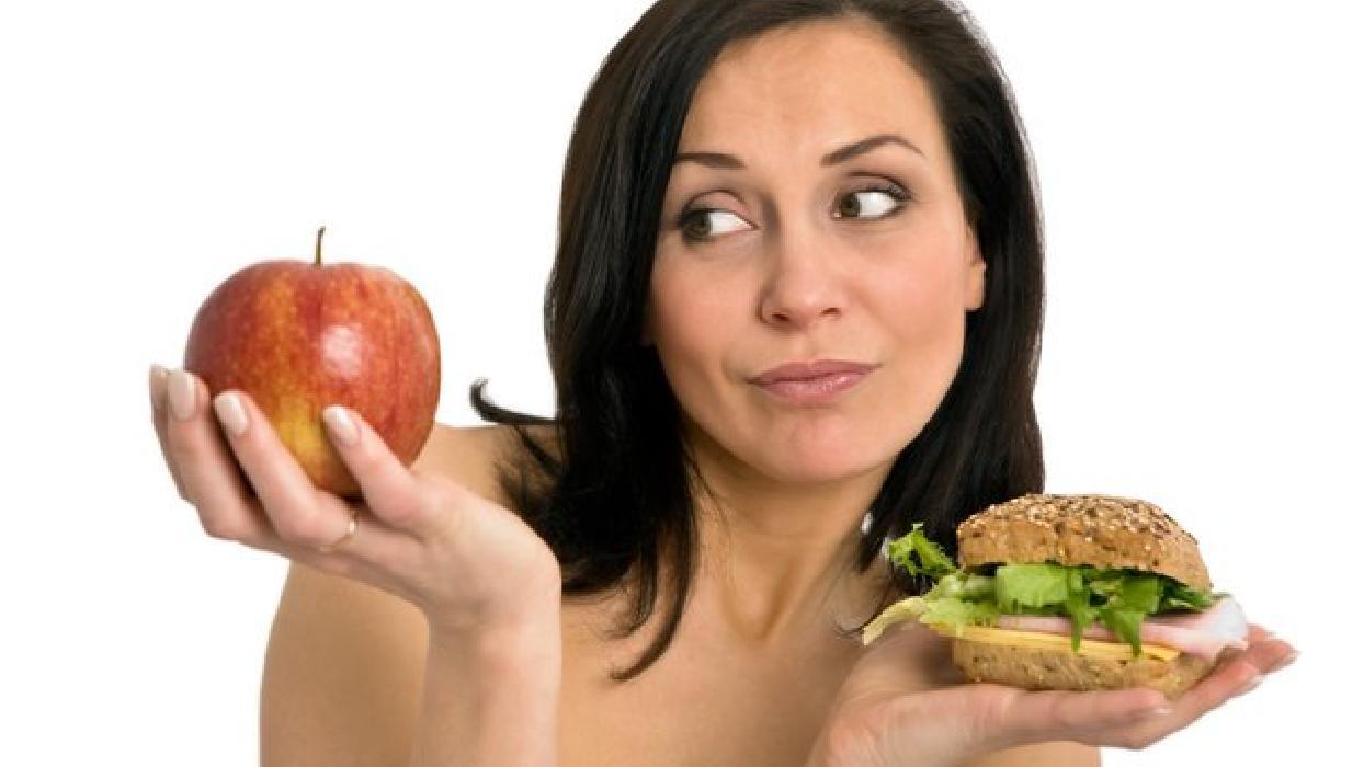 Мысли о диетах занимают много времени.