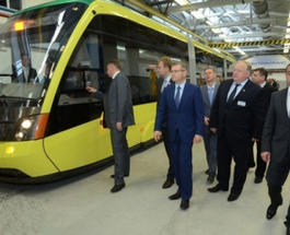 По улицам Львова будет ездить трамвай с низким полом  (фото)