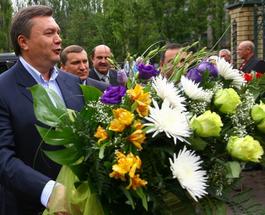 Чем кормил Виктор Янукович гостей своего Дня Рождения