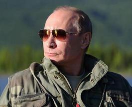 Путин носит самые модные в Голливуде очки