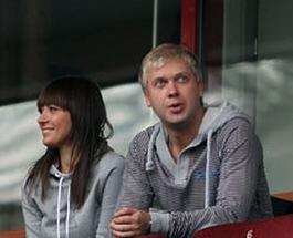 Шоумен Сергей Светлаков связал себя повторно узами брака и стал счастливым папой