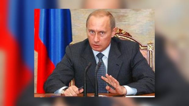 Путин прилетит в Украину.