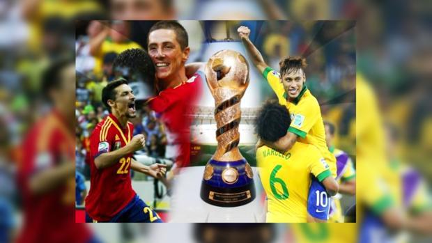 Бразильцы отвоевали испанскую корону