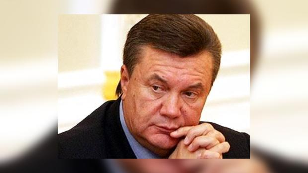 Янукович настроен решительно.