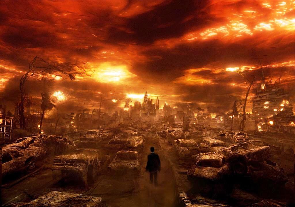 Конец света будет.