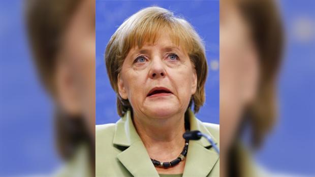 Ангела Меркель возмущена действиями США