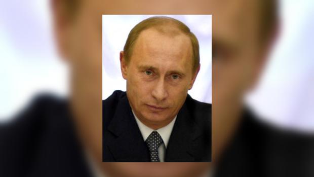 Путин настроен решительно.