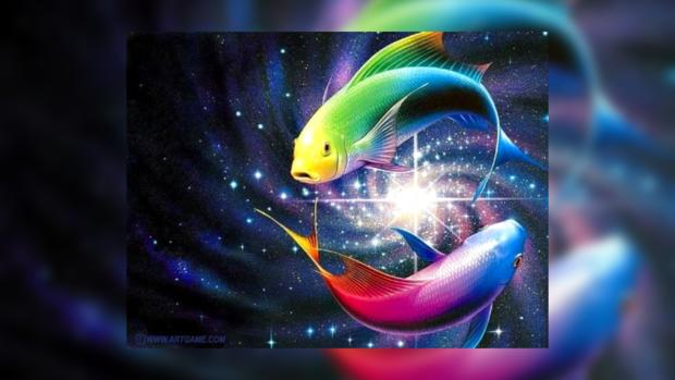 Рыбы любят только себя и свою славу.