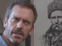 В доме у Доктора Хауса висит портрет Тараса Шевченко