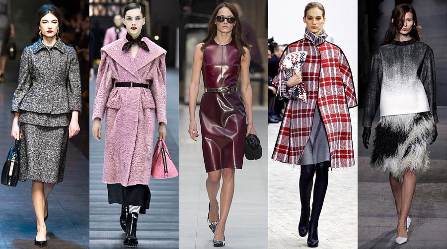 Осенние модные тренды