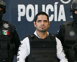 В Мексике задержан глава могущественного наркокартеля