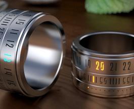 Часы-кольцо – уже реальность на IndieGoGo