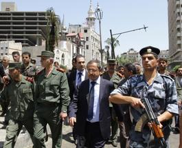 Россия обнародовала доклад о собственном расследовании химатаки в Сирии