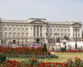 Скотланд-Ярд задержал воришек в Букингемском дворце