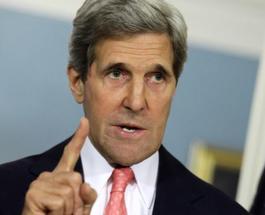Госсекретарь США: если Башар Асад сдаст химическое оружие, вторжения не будет
