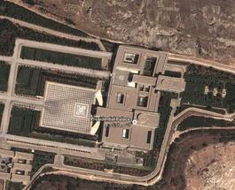 Дворец Башара аль-Асада в Дамаске - произведение искусства