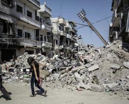 Правительство Сирии увеличивает расходы на восстановление страны
