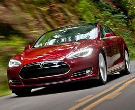 Электромобиль TeslaModelS – рекордсмен краш-тестов