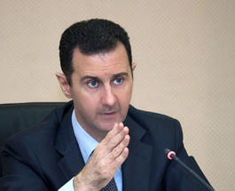 Башар Асад поставил условие для переговоров с повстанцами