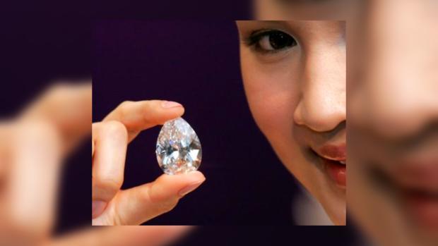 Стоимость бриллианта станет рекордной.