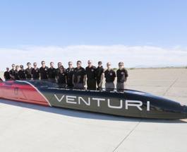 Venturi Automobiles представил самый мощный электрокар на планете