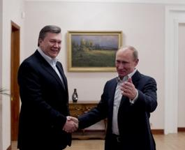 Путин и Янукович: что стоит за активизацией контактов?