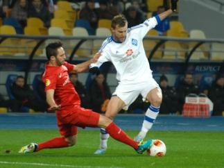 Новости футбола: Динамо побеждает швейцарский Тун