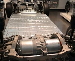 Автомобиль Tesla оснастят батареями Panasonic