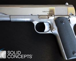 Пистолет своими руками: для 3D принтеров создали специальный оружейный металл