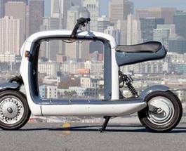 Автоновинки: Kubo - необычный электромотоцикл