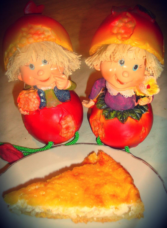 Рецепт лукового пирога по-французски