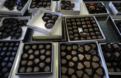 Самые дорогие шоколадки: Ричард Доннели