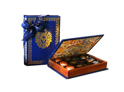 Самые дорогие шоколадки: Debauve & Gallais