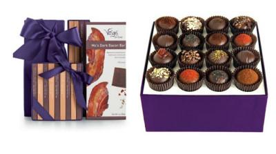 Самые дорогие шоколадки: Vosges haut-chocolat