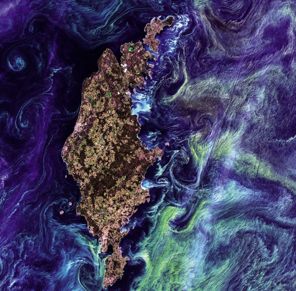 Проблемы Земли: вид из космоса